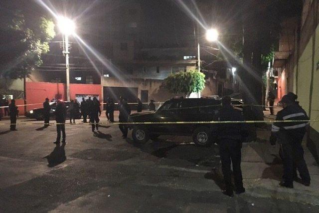 Muere hombre en la CDMX de 2 disparos en la cabeza