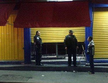 Asesinan a tres hombres en bar de Santa Marta Acatitla