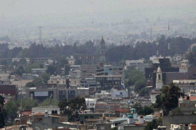 Valle de Toluca con 28 días de mala calidad del aire
