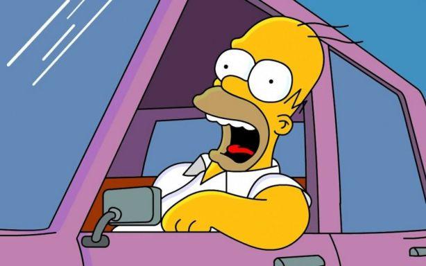 Los Simpson por fin revelan de qué marca y modelo es el automóvil de Homer