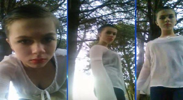 VIDEO: Niña transmite suicidio por Facebook
