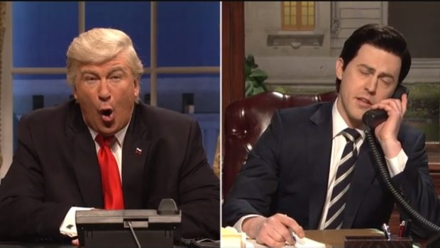 Peña Nieto humilla a Donald Trump pero en Saturday Night Live