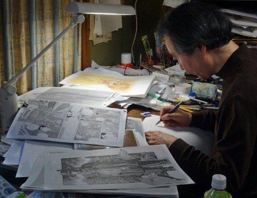 Muere a las 69 años Jiro Taniguchi, maestro del manga japonés