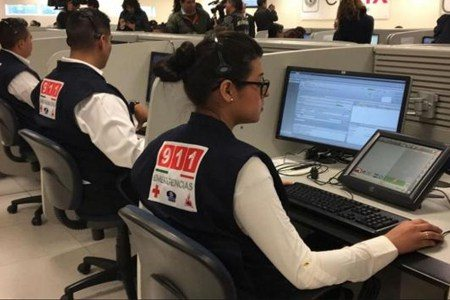 Bromas el 90% de las llamadas a emergencias 911
