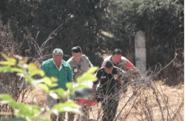 Hallan cuerpo de hombre en zanja de Toluca