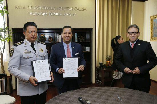 Evaluará UAEM a cinco mil elementos de la policía estatal