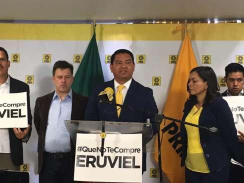 Es el momento de recuperar el Estado de México y al PRD: Eduardo Neri