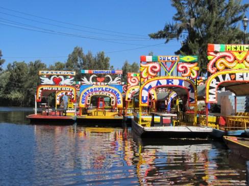 Concluye reparación en Xochimilco