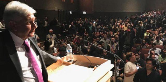 AMLO acusa a los medios de haber sido 'maiceados'