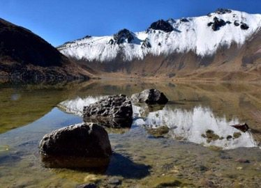 Más de mil 500 hectáreas del Nevado de Toluca serán reforestadas