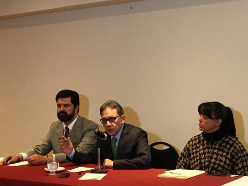Presenta Barrera Baca plan de trabajo para la UAEMex