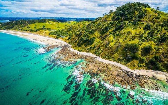 Zealandia, el continente perdido