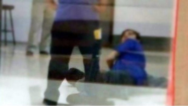 Matan a golpes a presunto asaltante en Comercial Mexicana
