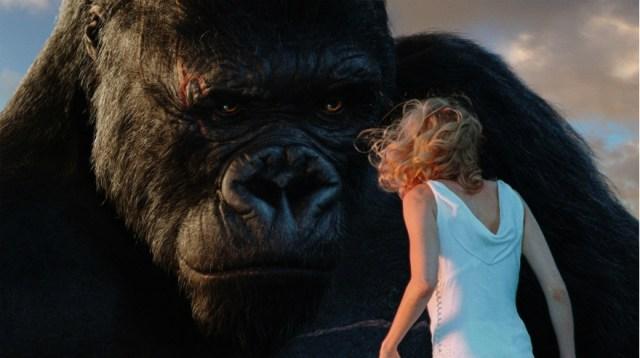 Historia de King Kong en la pantalla grande
