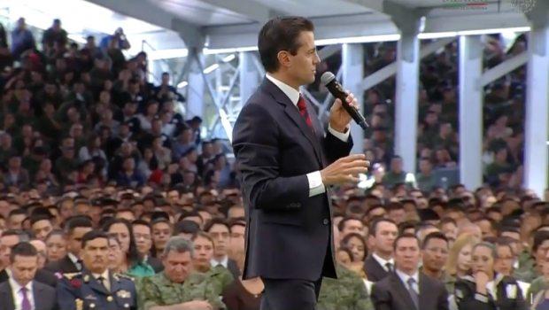 Crisis es, seguramente, lo que pueden tener en sus mentes: Peña Nieto