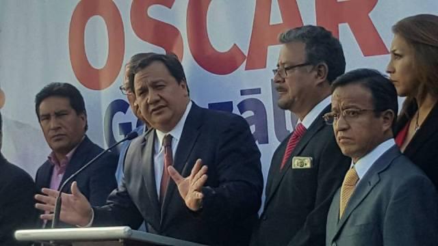 Oscar Gonzalez lanza un llamado a la prudencia en la utilización de recursos de programas sociales