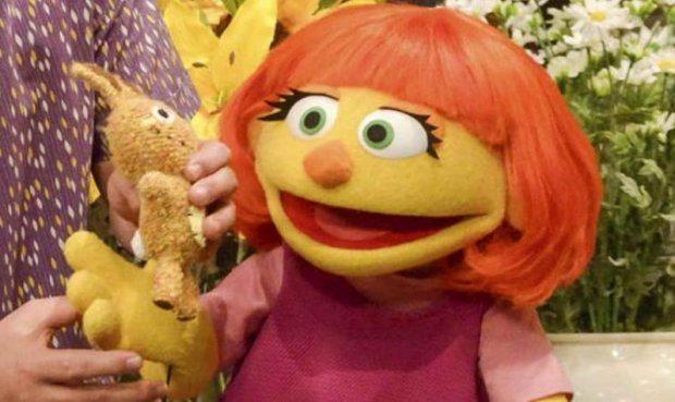 Nuevo personaje de 'Plaza Sesamo' será una niña con autismo