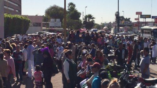 Se registra sismo de 5.5 grados en Sinaloa; saldo blanco
