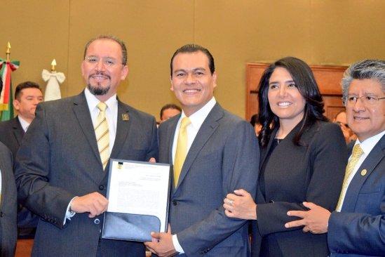 El PRD con altas posibilidades de ganar en el Estado de México: Zepeda