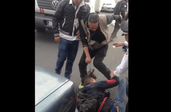Presidente de Toluca separa a dos verificadores de su cargo por abuso