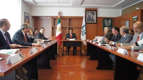 IMSS responde con integridad y eficiencia a los derechohabientes: Enrique Gómez Bravo Topete