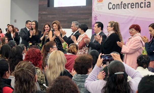 Es Toluca, espacio de equidad e igualdad para las mujeres: Fernando Zamora Morales