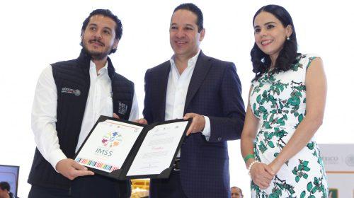 Destina el IMSS más de 1,300 millones de pesos para guarderías e infraestructura médica en Querétaro