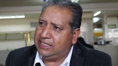 Rechaza Javier Salinas apoyar a Juan Zepeda