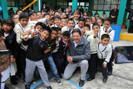 """Continúan abiertas las inscripciones del programa """"Metepec decide contigo por la educación"""""""