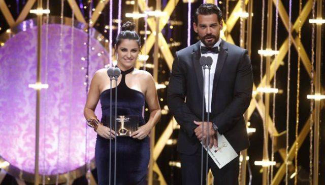 Estos son los ganadores de los premios TV y Novelas 2017