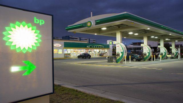BP no hay riesgo de robo de gasolina.