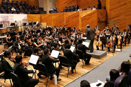 Orquesta Sinfónica Juvenil de la UAEM, en constante crecimiento