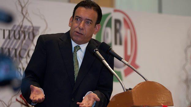 Moreira busca ser diputado plurinominal en Coahuila