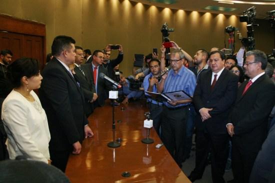 Presentan partidos plataformas y candidaturas ante el IEEM