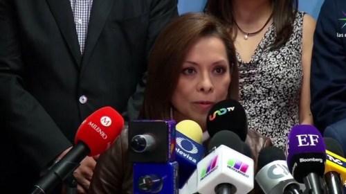 Acusa Vázquez Mota uso faccioso de las instituciones