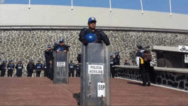 Más de 5 mil policías resguardarán el Pumas-América