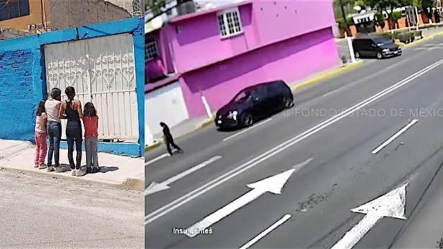 Se entrega hombre que arrolló intencionalmente a mujer en Ecatepec