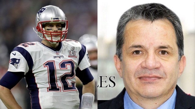 Exdirector del diario La Prensa, señalado por robo a Tom Brady