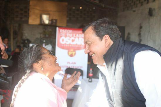 Vamos por un crecimiento moderado y estable: Oscar González