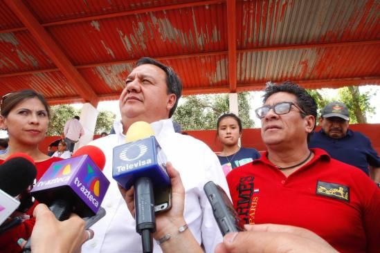 A la cárcel Enrique Peña Nieto, Arturo Montiel Rojas y Eruviel Ávila: Oscar González