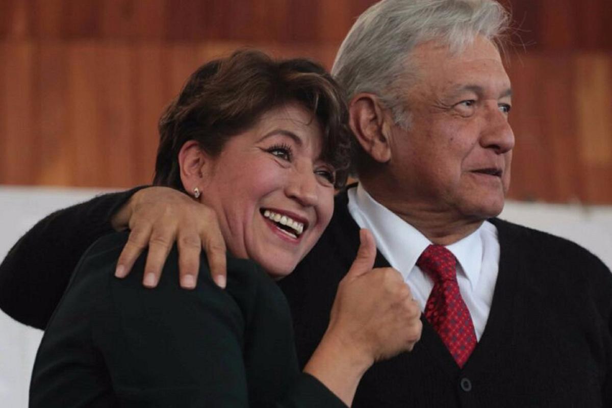 Nombran a Delfina Gómez Álvarez como la nueva secretaria de Educación Pública