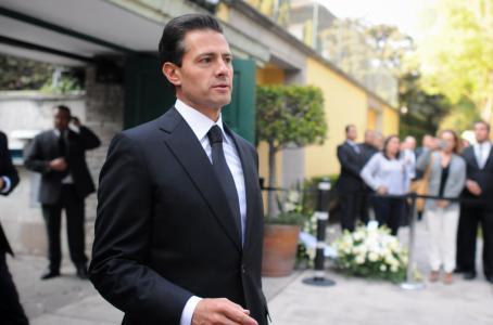 Lucharemos contra impunidad en todo el país: Peña Nieto