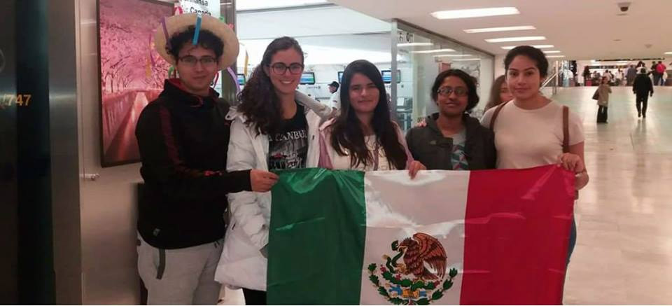 Jóvenes mexicanas ganan Olimpiada europea de matemáticas