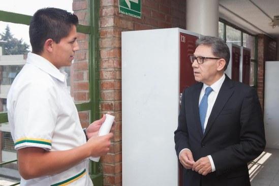 Barrera Baca ampliará oportunidades para que jóvenes realicen estudios de educación superior