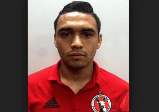 Juez niega fianza a jugador de Xolos que fue detenido por tráfico de drogas