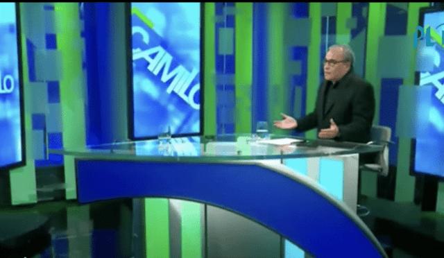Ricardo Arjona se enoja y abandona entrevista