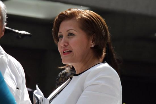 Eva Cadena no regresará a Morena como legisladora