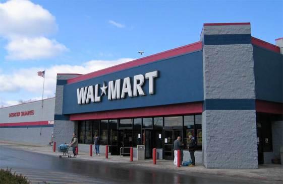 Walmart aumenta ventas
