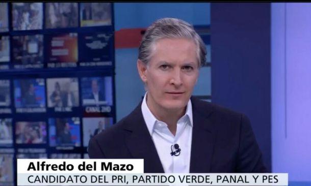 Pide Alfredo Del Mazo que dirigentes nacionales no hagan campaña