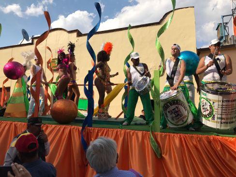 Todo un éxito resultó el Carnaval El Oro 2017